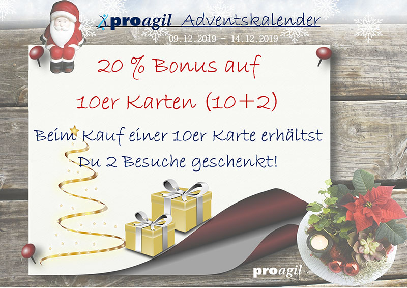 Adventswochenangebot
